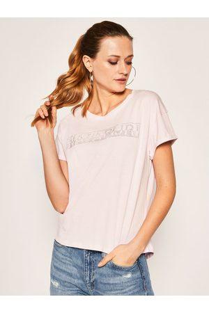 Napapijri T-Shirt Siccari NP0A4E3WP Regular Fit