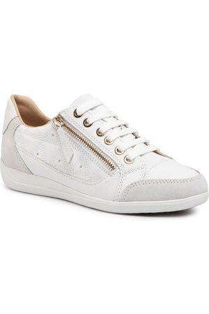 Geox Sneakersy D Myria C D0268C 08522 C1352