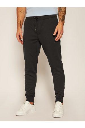 Mężczyzna Spodnie dresowe - Polo Ralph Lauren Spodnie dresowe Core Replen 710652314001 Czarny Regular Fit