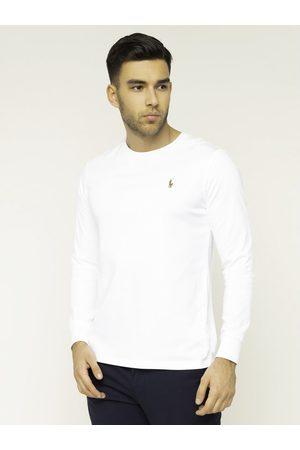 Polo Ralph Lauren Longsleeve 710760121 Biały Slim Fit