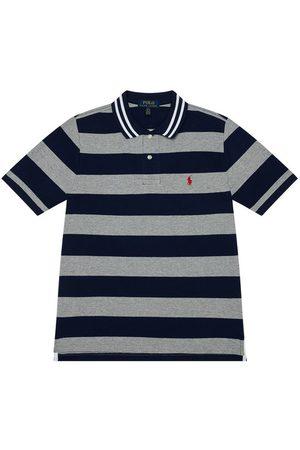 Polo Ralph Lauren Polo Ss Kc 323793534002 Granatowy Regular Fit