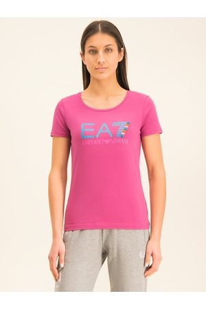 EA7 T-Shirt 3HTT31 TJ12Z 1499 Regular Fit