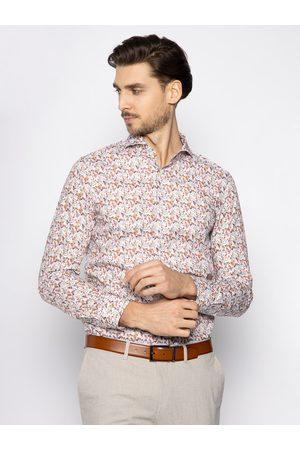 Joop! Koszula 17 JSH-52Pajos 30019746 Kolorowy Slim Fit