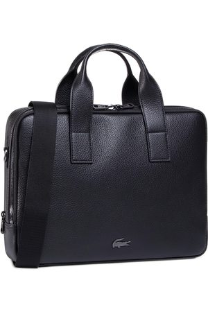 Lacoste Torba na laptopa - Computer Bag NH3279SQ Black 000