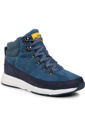 The North Face Trekkingi - Back-To-Berkeley Redux Remtlz Lux NF0A3WZZTAV1 Blue Wing Teal/Tnf Navy