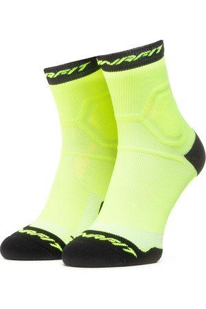 Dynafit Skarpety - Skarpety Wysokie Unisex - Alpine Short Sk 08-0000070879 Fluo Yellow 0980/2091