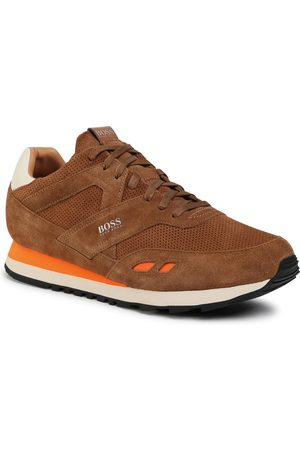 HUGO BOSS Sneakersy - Parkour 50439539 10214574 01 Medium Brown 210