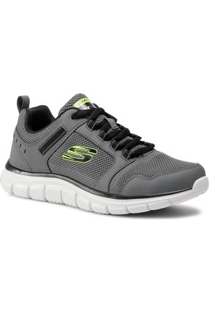 Skechers Buty - Knockhill 232001/CCBK Charcoal/Black