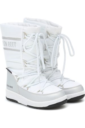 Moon Boot Girl Quilted WP snow boots