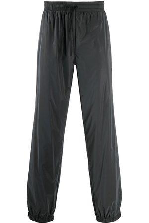 Msgm Mężczyzna Spodnie dresowe - Black