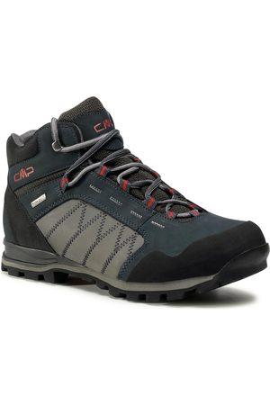 CMP Trekkingi - Thiamat Mid Trekking Shoe Wp 30Q9567 Antracite U423