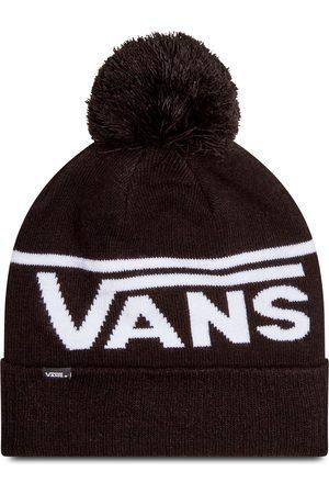 Vans Mężczyzna Czapki - Czapka - Stripe Pom Beanie VN0A4SFOY281 Black/White