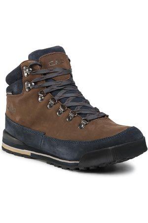 CMP Trekkingi - Heka Hiking Shoes Wp 3Q49557 Arabica/Antracite 01QF
