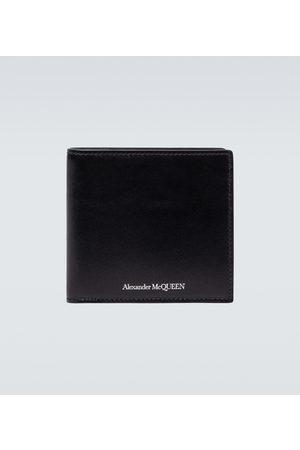 Alexander McQueen Bifold leather wallet