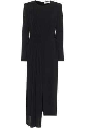 Givenchy Kobieta Sukienki midi - Stretch-crêpe midi dress