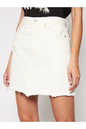 Levi's Spódnica jeansowa Decon 77882-0010 Regular Fit