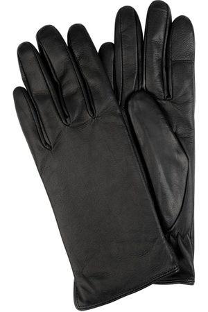 eem-fashion Rękawiczki skórzane do ekranów dotykowych