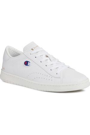 Champion Sneakersy - Court Club Patch S21585-F20WW001 Wht