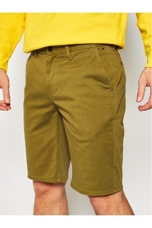 Tommy Hilfiger Szorty materiałowe Essential DM0DM05444 Slim Fit