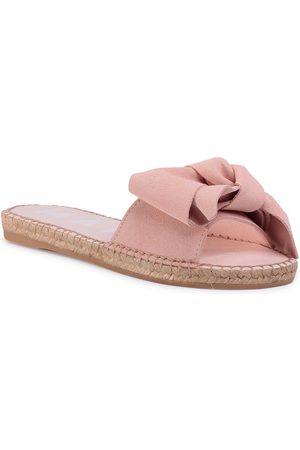 MANEBI Espadryle Sandals With Bow W 1.4 J0