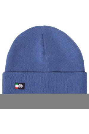 Gino Rossi Mężczyzna Czapki - Czapka - O3M3-008-AW20 Blue