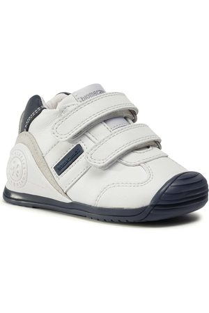 Biomecanics Sneakersy - 151157 F1-Blanco Y Azul