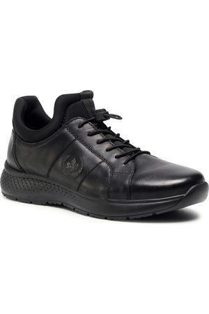 Rieker Sneakersy - B7694-00 Schwarz