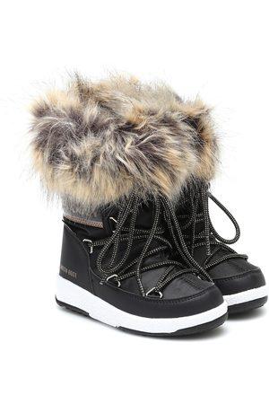 Moon Boot Girl Monaco Low snow boots