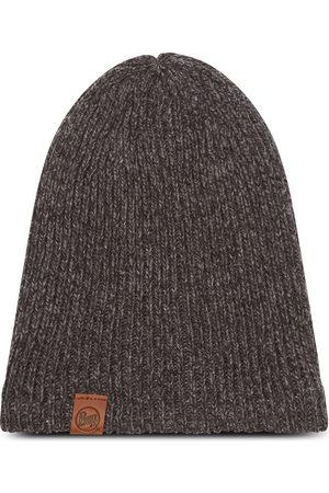 Buff Mężczyzna Czapki - Czapka - Knitted & Fleece Hat 116032.937.10.00 Lyne Grey