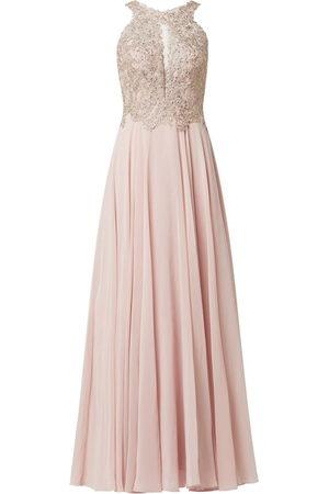 Luxuar Sukienka wieczorowa z wycięciem