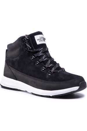 The North Face Mężczyzna Buty trekkingowe - Trekkingi - Redux Remtlz Lux Tnf Black/Tnf White