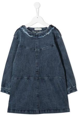 Le pandorine Dziewczynka Sukienki dzienne - Blue