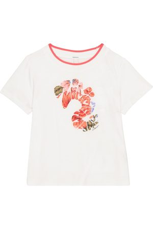 ZIMMERMANN Poppy logo cotton T-shirt