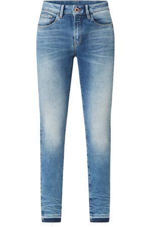 G-Star Jeansy o kroju Skinny Fit z dodatkiem streczu