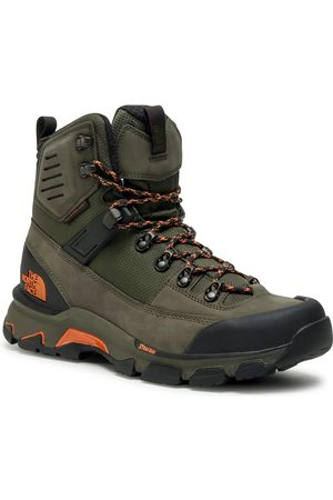 The North Face Trekkingi - Crestvale Futurelight NF0A46BOBQW1 New Taupe Green/Tnf Black