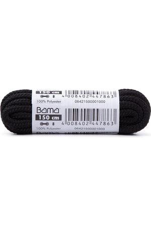 Bama Sprzęty i akcesoria sportowe - Sznurówki do obuwia - OC150 Black 009