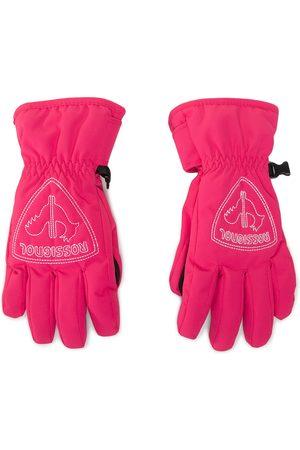 Rossignol Akcesoria narciarskie - Rękawice narciarskie - Jr Rooster G RLIYG09 Pink Fushia 374