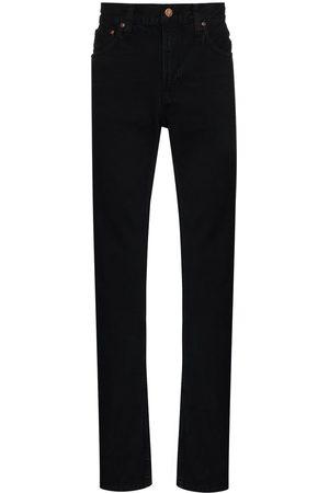 Nudie Jeans Mężczyzna Straight - Black