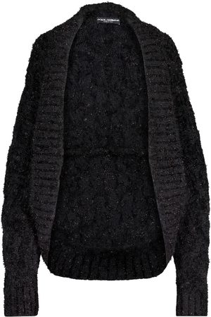 Dolce & Gabbana Cashmere and wool-blend cardigan