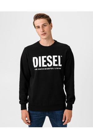Diesel S-Gir-Division-Logo Bluza
