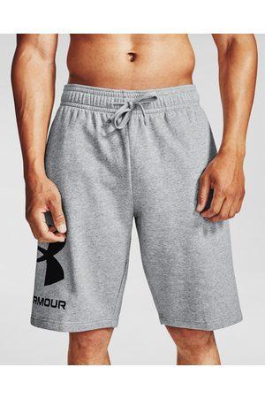Under Armour Mężczyzna Szorty - Rival Fleece Big Logo Szorty