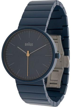 Braun Watches Blue