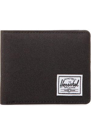 Herschel Mężczyzna Portmonetki i Portfele - Duży Portfel Męski - Roy C 10766-00001 Black
