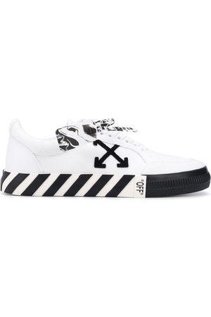 OFF-WHITE Mężczyzna Sneakersy - Logo-patch low-top sneakers