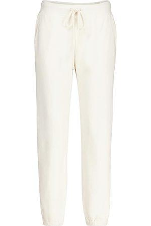 Velvet Kobieta Spodnie - Gita cotton trackpants