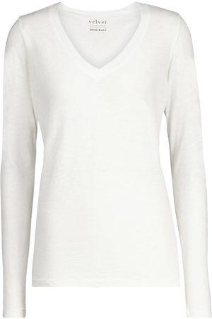 Velvet Blaire cotton top