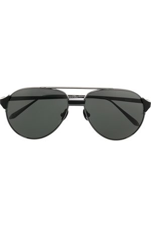 Linda Farrow Aviator sunglasses