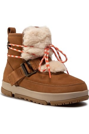 UGG Buty - W Classic Weather Hiker 1112477 Che