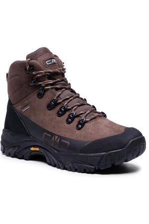 CMP Mężczyzna Buty trekkingowe - Trekkingi - Dhenieb Trekking Shoe Wp 30Q4717 Arabica Q925