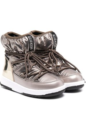 Moon Boot Silver